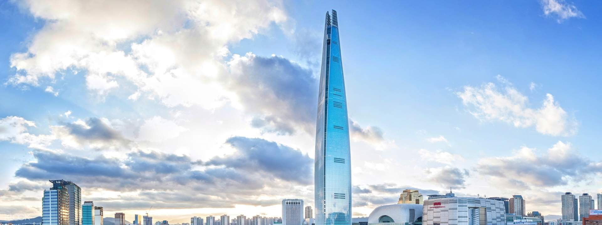 Lotte World Tower Seoul Sky Admission - Klook